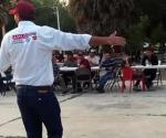 Equipo de sonido de campaña de Morena es atacado a balazos en el medio rural