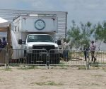 Verifica exhumaciones gente de CNDH y ONU