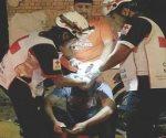 Una persona herida deja choque en Nuevo Laredo