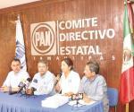 Impugna AN elecciones municipales de Madero