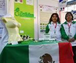 Destaca en Chile egresada de UAT. Representa a México en la Expo Ciencia