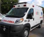 Recibe moderna ambulancia el Hospital General