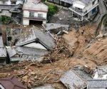 Crece riesgo sanitario por inundaciones en Japón