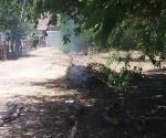 Moviliza incendio a Protección Civil