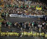 Miles de manifestantes reclaman en Barcelona la libertad de los políticos presos