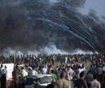 Mueren 2 personas tras ataque en Gaza