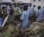 Ataque explosivo en mitin: 85 muertos y 150 heridos
