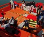 Rescatan a 700 migrantes en dos días en costas andaluzas