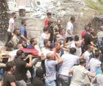 Avivan conflicto en franja de Gaza