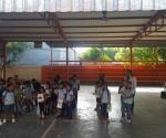 Participan alumnos en escuela de verano