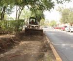 VICTORIA   Restauran parte del daño en obras de remodelación