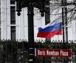 Detienen a una rusa acusada de actuar como agente del Kremlin