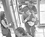 Asaltante toma de rehenes a 3 empleadas en banco de Sonora