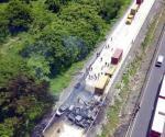 Carambola deja 5 muertos en Veracruz