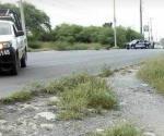 Enfrentamiento entre policías y delincuentes en Apodaca, N. León
