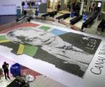 Conmemoran centenario de Nelson Mandela