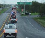 Alertan viajar a Tamaulipas
