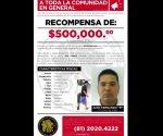 Ofrecen $500 mil por asesino de Anita