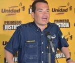 Denuncia persecución opositor venezolano