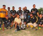 Gana Alvarado el campeonato
