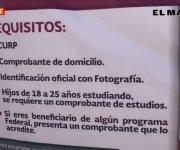Invitan a la ciudadanía a registrarse al Seguro Popular