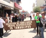 Colectivos de desaparecidos se reunirán con AMLO