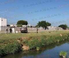 REYNOSA | EL SALDO DE LA BALACERA: Unidades siniestradas y un herido detenido