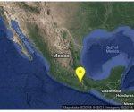 Se registra sismo en la CDMX