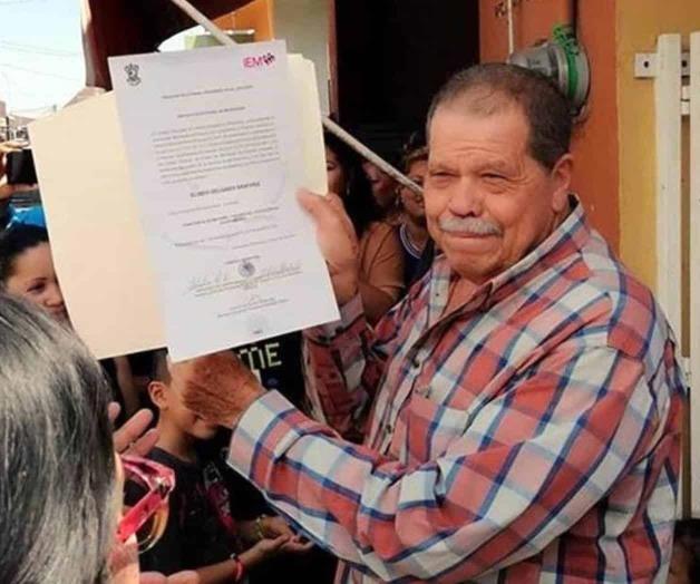 Autoridades confirman muerte de Eliseo Delgado Sánchez, alcalde electo de Buenavista