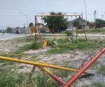 Piden colonos rescatar plaza