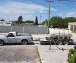 Dejan sin agua a miles. Afecta corte de energía en Santa Catalina