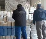 Ocultan droga en transformadores