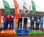 México consigue tres medallas de oro en pruebas de remo