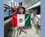Luis Martínez le da a México el décimo en patinaje de velocidad
