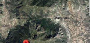 Registra el Sismológico temblor de magnitud 3.5 en Bustamante