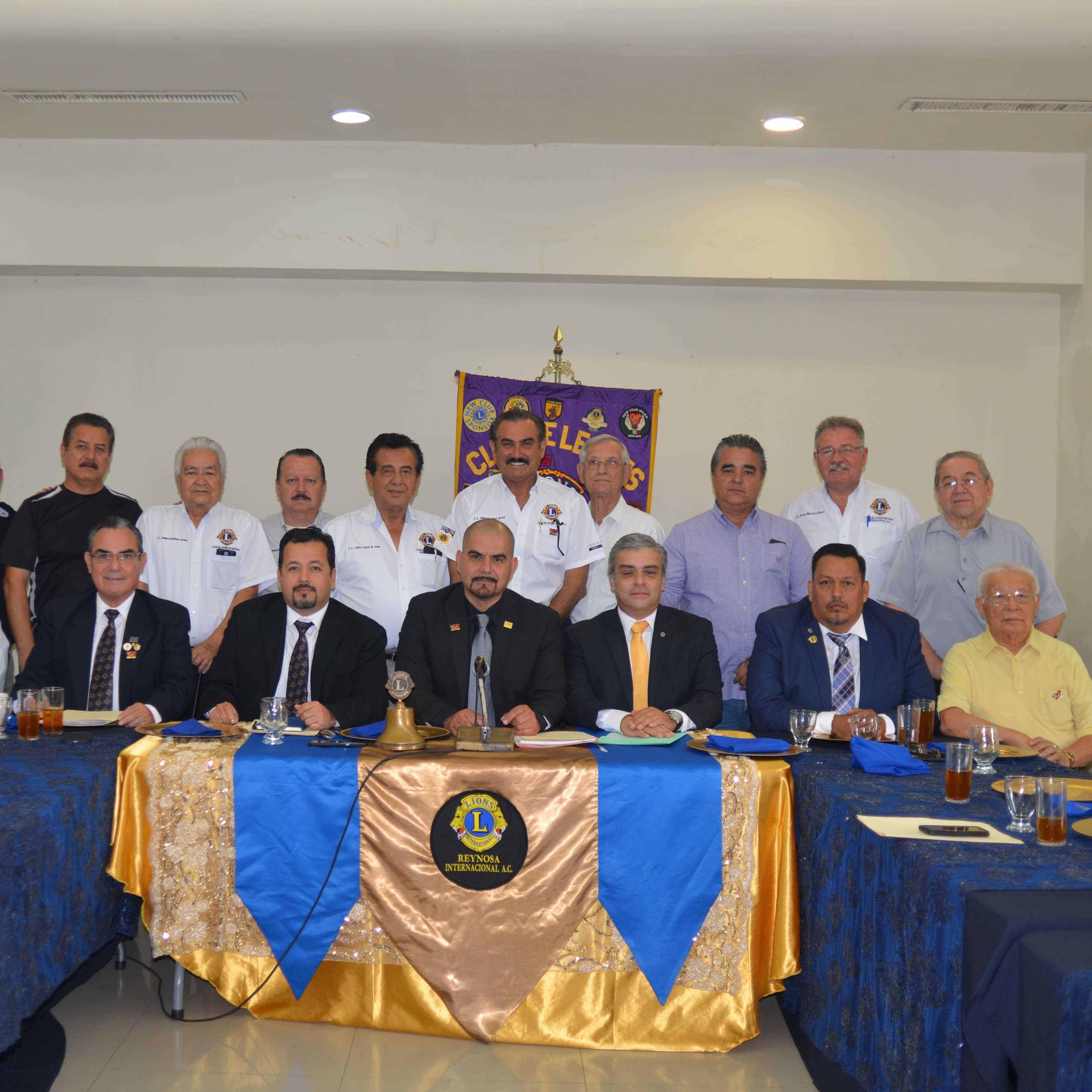 SOCIOS. Club de Leones de Reynosa Internacional A.C.