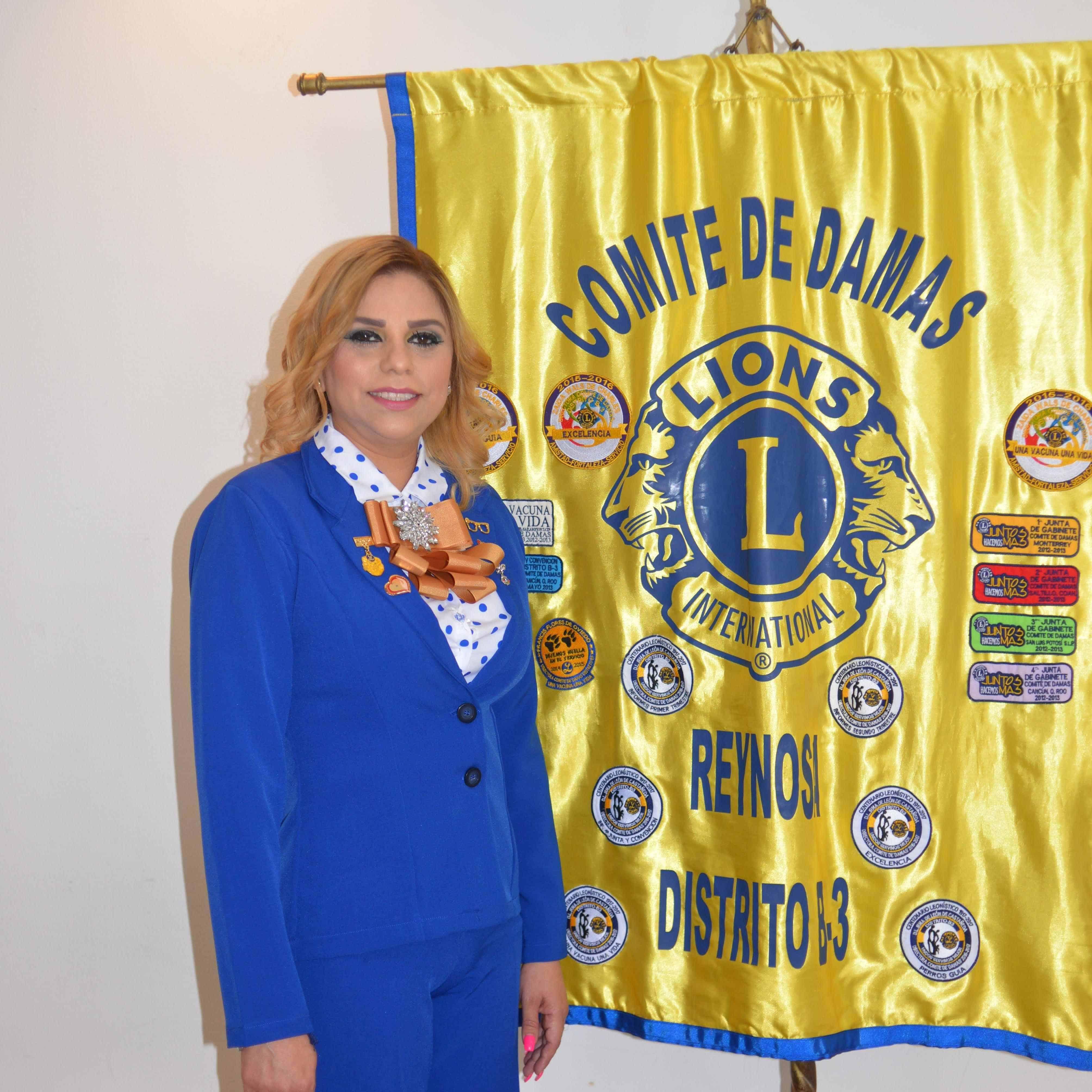 DIRECTORA. DL Miriam Godínez de Cantú.