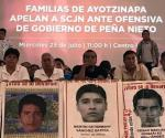 Padres de normalistas piden a AMLO ruta de trabajo sobre Iguala