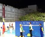 Ganó De Lara Ojeda oro y logra récord