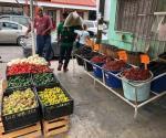 Pierden locatarios por frutas y verduras echadas a perder por el calor