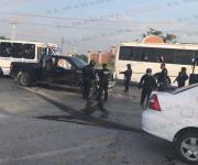 REYNOSA: Deja enfrentamiento un muerto y 5 lesionados