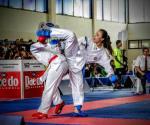 Se instala mexicana Sachiko Ramos en zona de medallas de karate