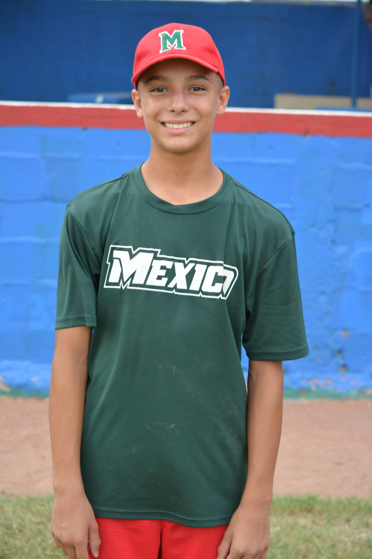Jesús Fonseca Lima. Pitcher y Segunda Base