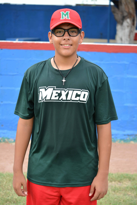 Osvaldo Mendizaval Rodríguez . Catcher