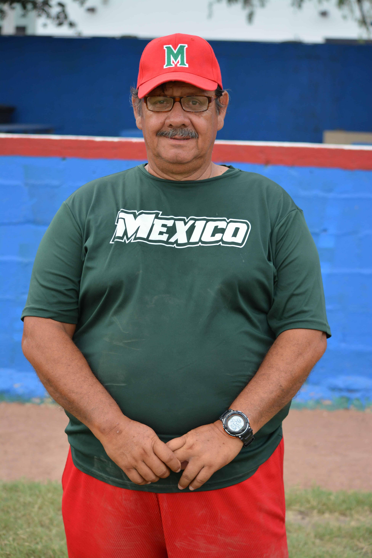 Próspero Carlos Noguera García. Coach