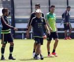El bueno para la Selección Mexicana es Tuca: Israel Jiménez