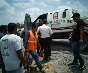 REYNOSA: CARAMBOLA deja 5 lesionados