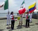 Nadadoras mexicanas consiguen 1-2 en aguas abiertas