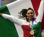 Suma México oro y plata en gimnasia rítmica