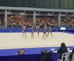Se lleva México el oro en gimnasia rítmica por equipos